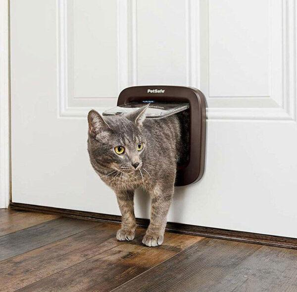 Дверца PetSafe 4-х позиционная