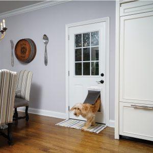 Дверь PetSafe для очень холодной погоды,  утепленная