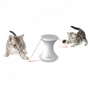 Лазерная игрушка с двум лучами FroliCat DART DUO