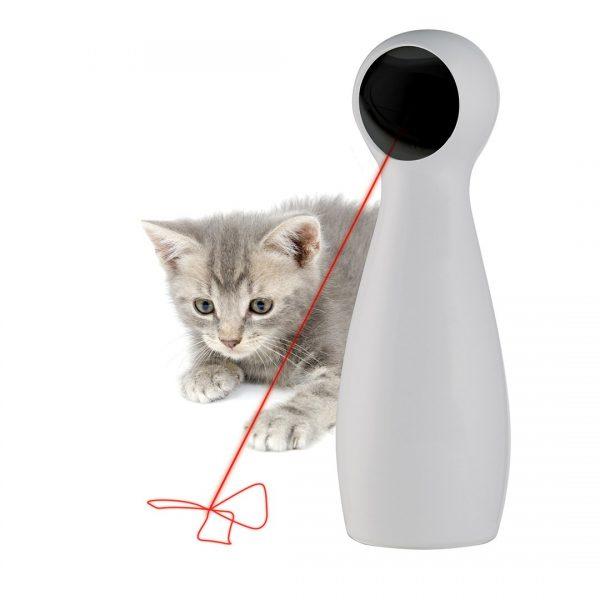 Автоматическая лазерная игрушка FroliCat BOLT