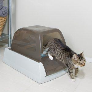 Автоматический самоочищающийся туалет ScoopFree Ultra
