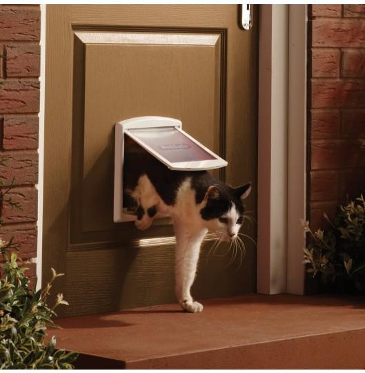 Дверца для кошек и собак маленькая