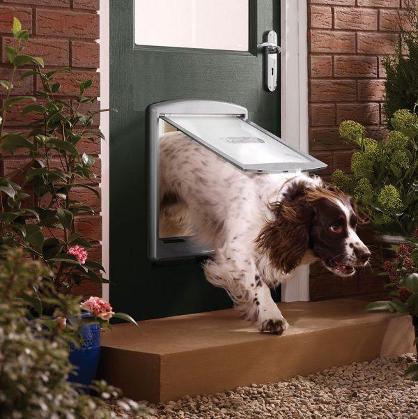 Дверца для кошек и собак большая