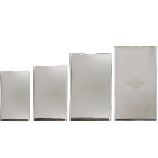Шторка гибкая для алюминиевых дверей
