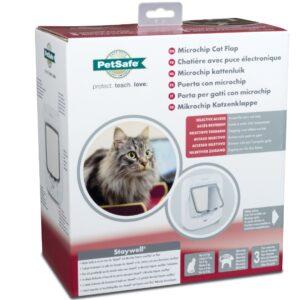 Дверца PetSafe для кошек с микрочипом