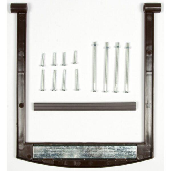 Запасные накладки и крепеж для дверей