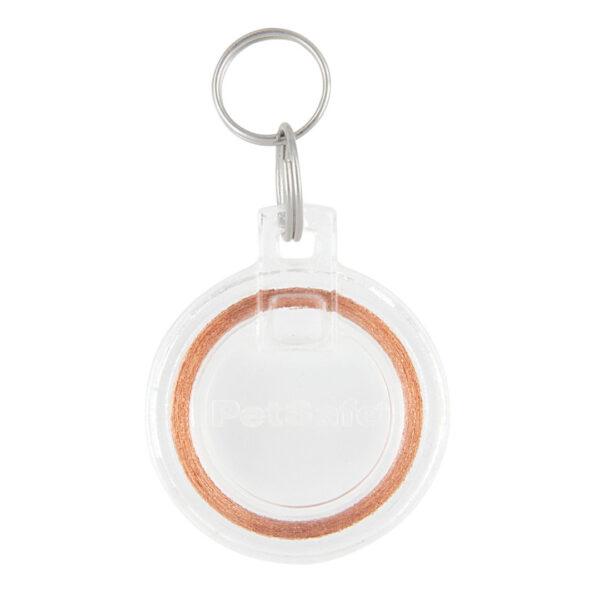 Ключ с микрочипом для дверцы